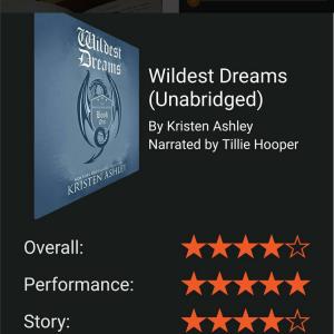 InstaReview: Wildest Dreams by Kristen Ashley