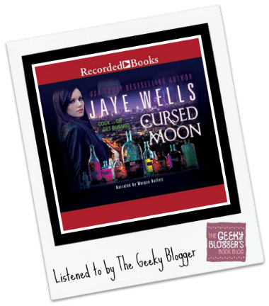 Audiobook Review: Cursed Moon by Jaye Wells
