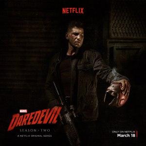 Movie/TV Review: DareDevil Season 2 (NetFlix)