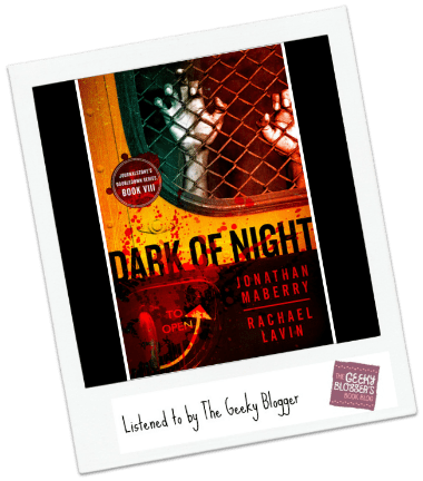 Audiobook Review: Dark of Night by Jonathan Maberry,  Rachael Lavin