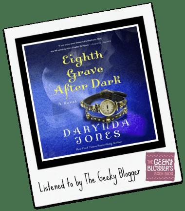 Audiobook Review: Eighth Grave After Dark by Darynda Jones