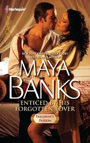 Review: Enticed by His Forgotten Lover by Maya Banks