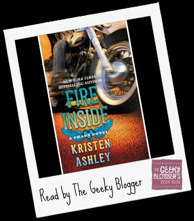 Review: Fire Inside by Kristen Ashley