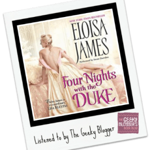 Review: Four Nights With the Duke by Eloisa James