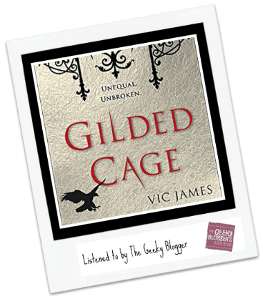 Audiobook Review: Gilded Cage by Vic James @PRHAudio