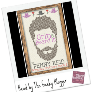 Snagged @ The Library Review: Grin and Beard It by Penny Reid