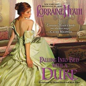 #JIAM18 Month Spotlight Series: Hellions of Havisham by Lorraine Heath/Helen Lloyd #LoveAudiobooks