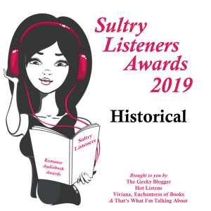 #SultryListeners Historical Romance Finals (19th-25th)