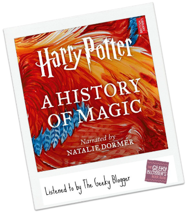 Read It Like It Share It: Harry Potter: A Journey Through A History of Magic #LoveAudiobooks