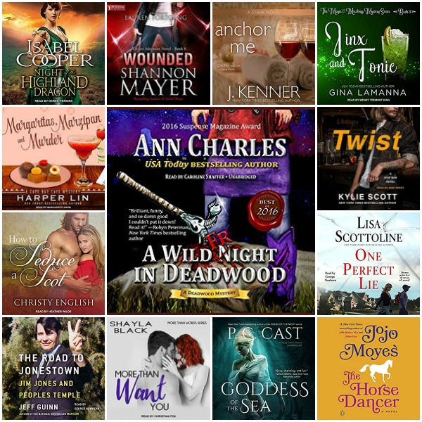 In My Ear: Audiobook Releases April 11, 2017