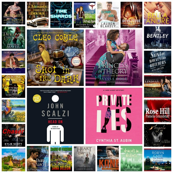 In My Ear: Audiobook Releases April 17 2018