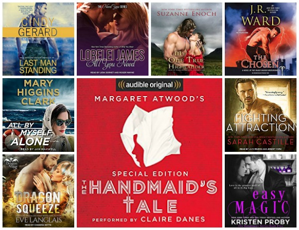 In My Ear: Audiobook Releases April 4 2017