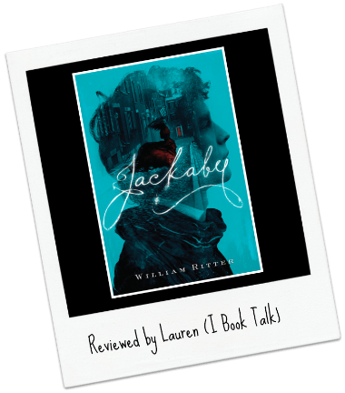 Guest Review: Jackaby by William Ritter