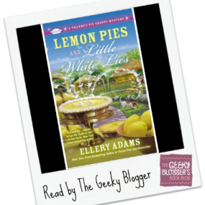 Review: Lemon Pies and Little White Lies by Ellery Adams