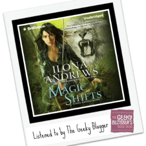 Audiobook Review: Magic Shifts by Ilona Andrews