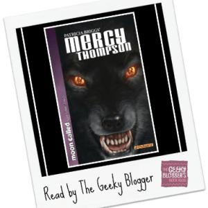 Snagged @ The Library Graphic Review: Mercy Thompson: Moon Called Vol 2 by Patricia Briggs