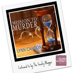 Audiobook Review: Mission to Murder by Lynn Cahoon