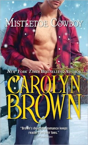 Review: Mistletoe Cowboy by Carolyn Brown