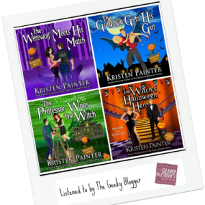 Listened to It (just rated it): Nocturne Falls Books 2, 3, 4, and 4.5 by Kristen Painter #LoveAudiobooks