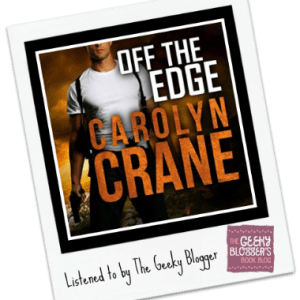 Audiobook Review: Off The Edge by Carolyn Crane
