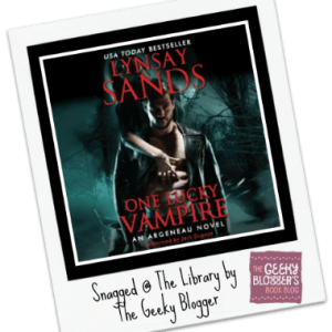 #LoveMyLibraryCard Audiobook Review: One Lucky Vampire by Lynsay Sands