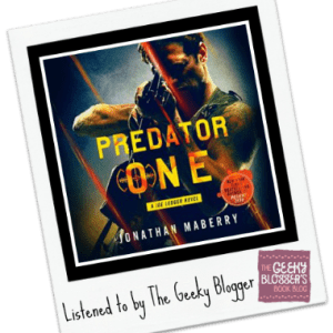 Audiobook Review: Predator One by Jonathan Maberry