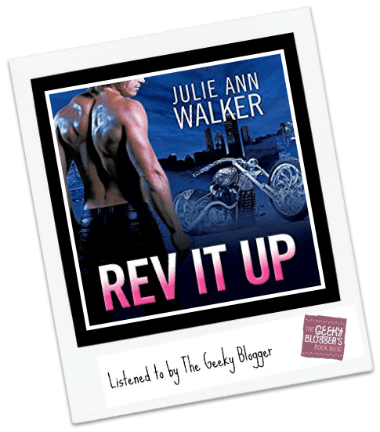 Audiobook Review: Rev It Up by Julie Ann Walker @tantoraudio