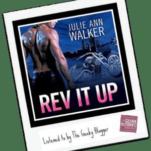 Audiobook Review: Rev It Up by Julie Ann Walker @tantoraudio