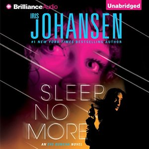 Audiobook Review: Sleep No More by Iris Johansen