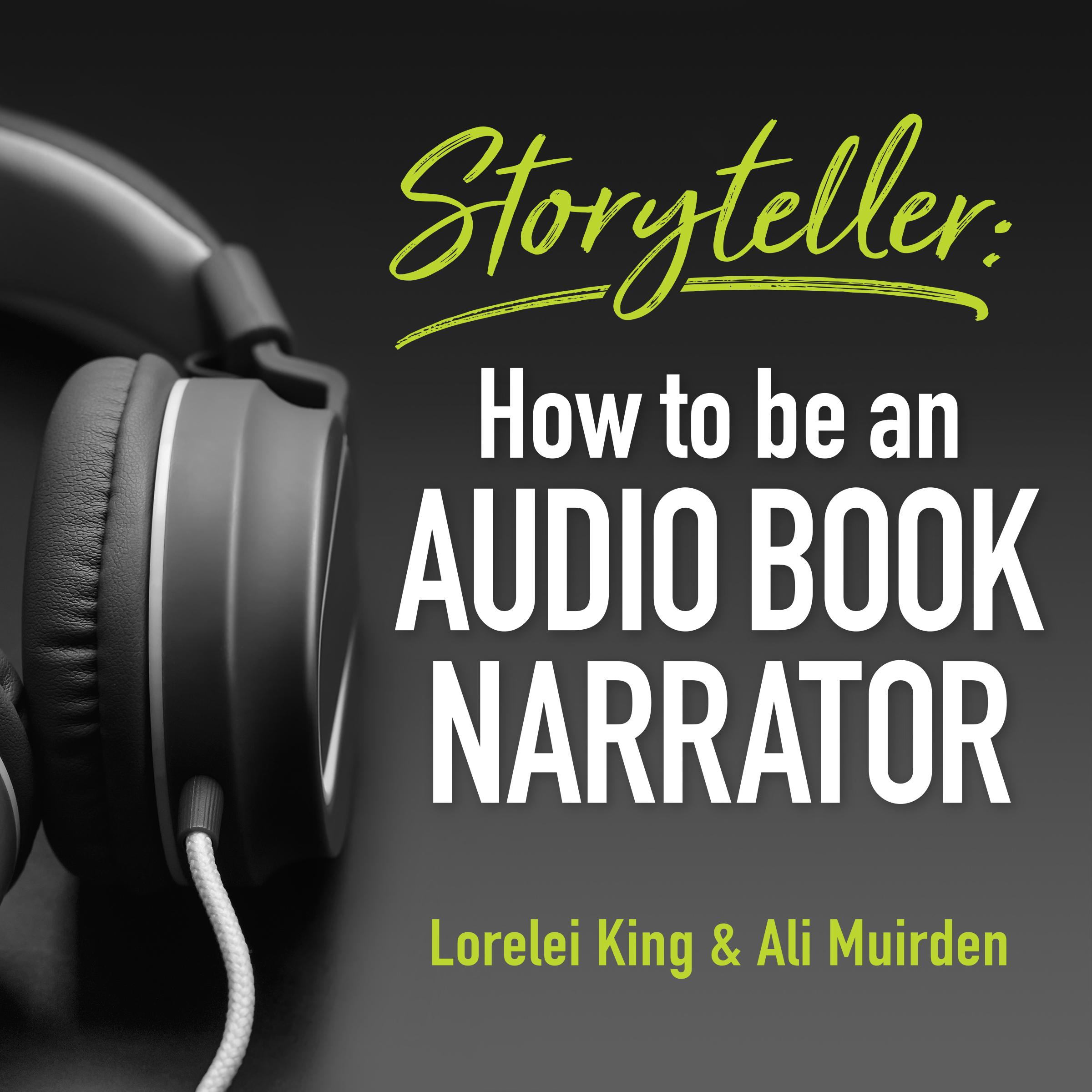 BookGram: StoryTeller by Lorelei King & Ali Muirden (Sultry Listeners Winner)