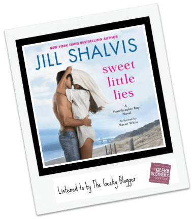 Audiobook Review: Sweet Little Lies by Jill Shalvis