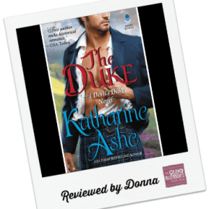 Donna's Review: The Devil's Duke Katharine Ashe