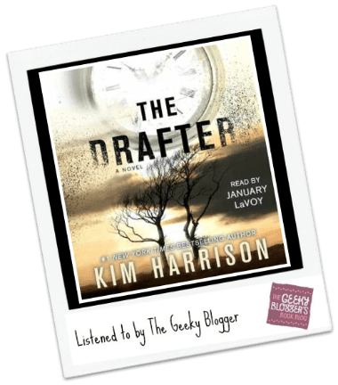 Audiobook Review: The Drafter by Kim Harrison