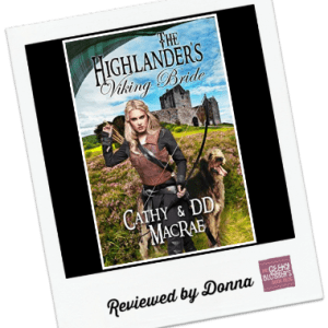 Donna's Review: The Highlander's Viking Bride by Cathy & DD MacRae