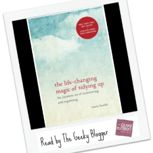 Review: The Life-Changing Magic of Tidying Up by Marie Kondō