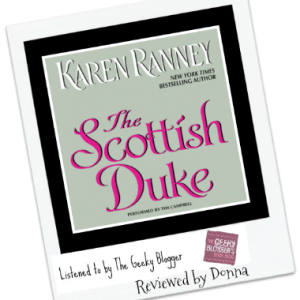 Felicia & Donna Review: The Scottish Duke by Karen Ranney #Audiobook #CoverGirls