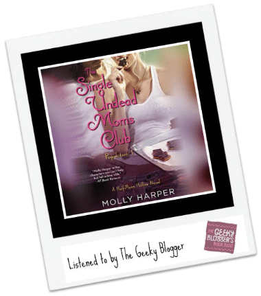 Audiobook Review: The Single Undead Moms Club by Molly Harper