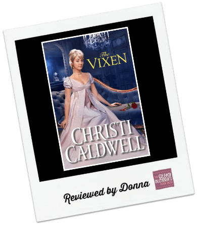Donna's Review: The Vixen by Christi Caldwell