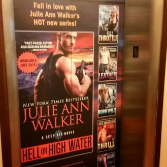 The elevator rocks #rt15 #bookshots