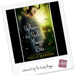 #instareview Where The Wild Things Bite by Molly Harper /Narrated by Amanda Ronconi
