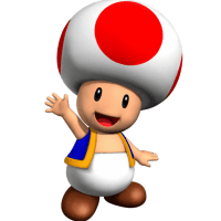 Toad (Super Mario Bros)
