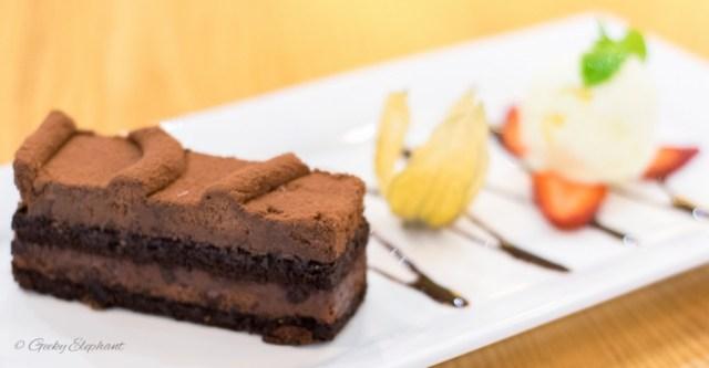 Ambush: Valrhona Chocolate Amer