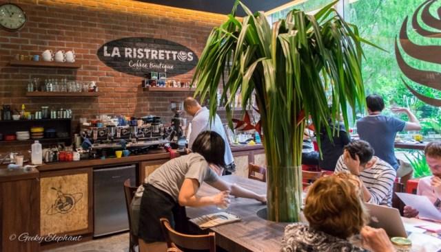 La Ristrettos Cafe