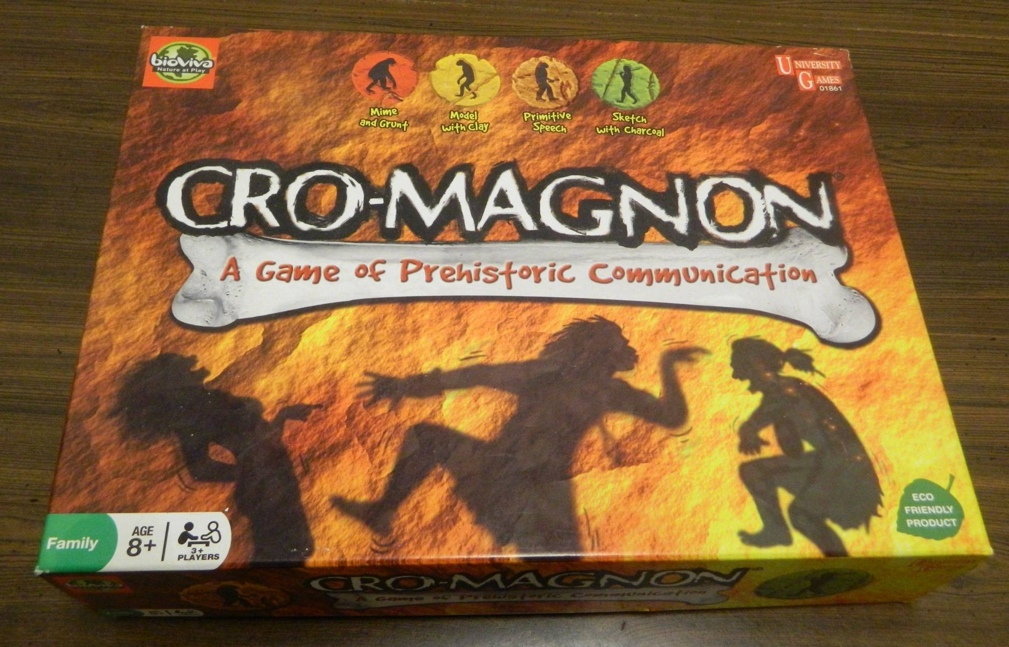 Cro Magnon Board Game Review And Rules