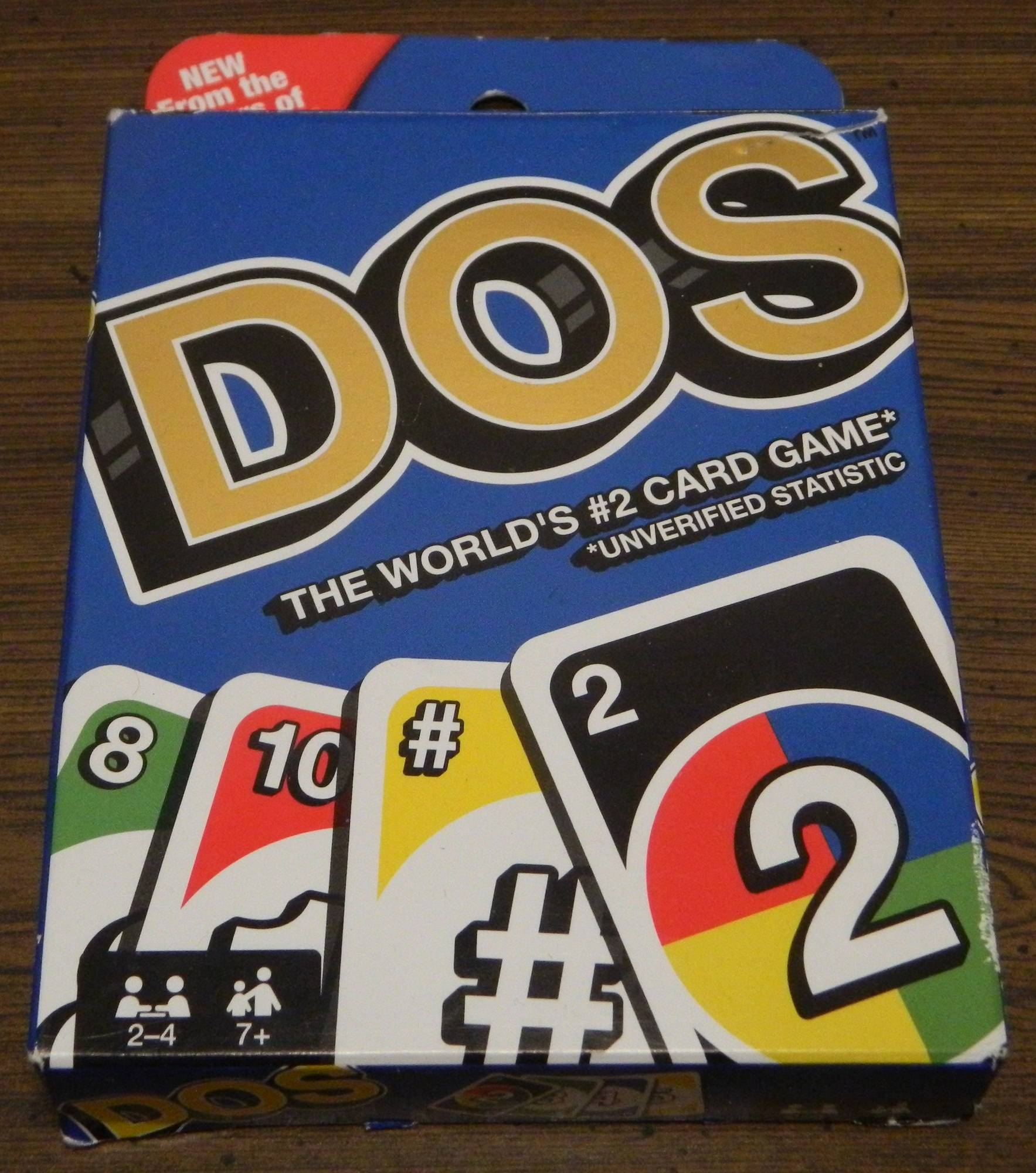 Dos Card Game Review And Rules Geeky Hobbies