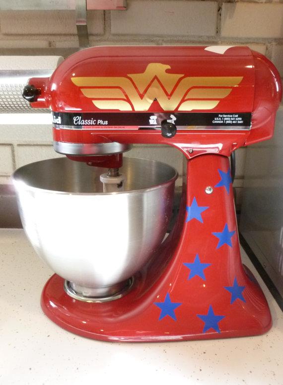 Customize Your Kitchenaid Mixer The Geeky Hostess
