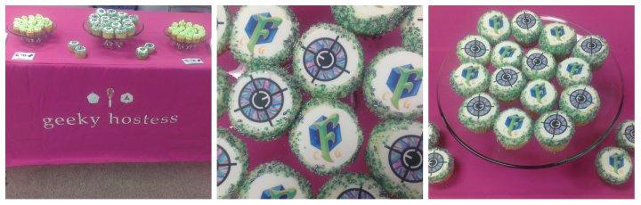 Espionage Cupcake Collage