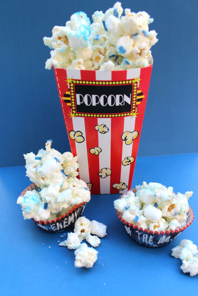 Doctor Who Popcorn