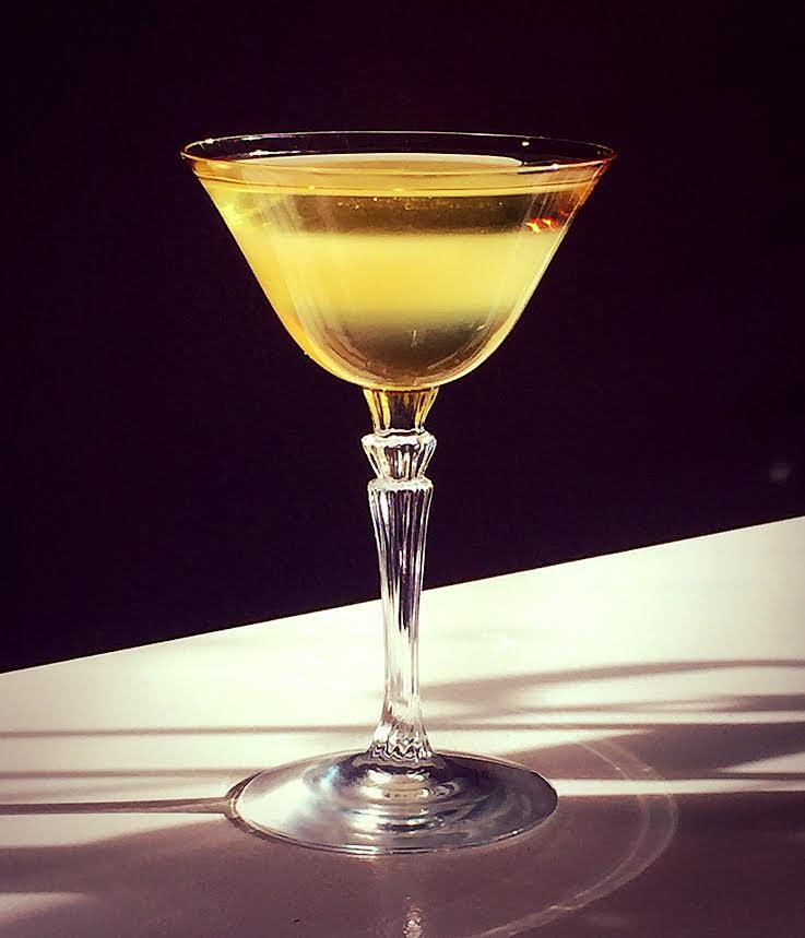 Hemingway's Ghost Cocktail