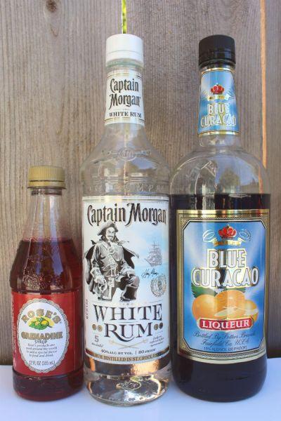 Hamilton Shot Ingredients
